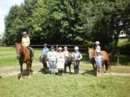 Horse riding for kids 4+yrs old: KIDSNBITS, london