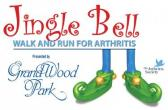 Jingle Bell Walk & Run for Arthritis, london