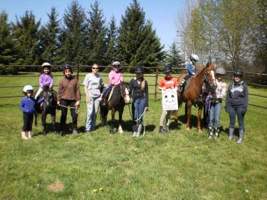 Kidsnbits Equestrian Day Camps, london